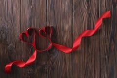 Fostra dagen för ` s, dagen för kvinna` s, bröllopdagen, den lyckliga st-valentindagen, 14th det Februari begreppet Tappningföräl Royaltyfri Bild