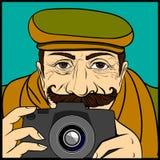 Fotógrafo Imagenes de archivo