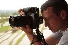 Fotógrafo Fotos de archivo libres de regalías