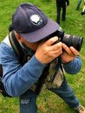 Fotógrafo Fotos de Stock