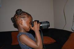 Fotógrafo aficionado Fotos de archivo libres de regalías