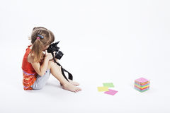 Fotógrafo común Imagen de archivo