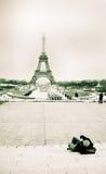 Fotógrafo en París Imagen de archivo libre de regalías