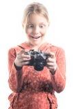 Fotógrafo pequeno fotos de stock royalty free