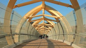 Fot- bro i Toronto, Ontario lager videofilmer