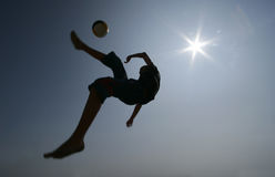 Fotball Stock Photography