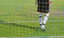 fotboll 3 Fotografering för Bildbyråer
