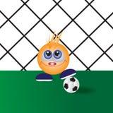 Fotboll. Arkivbilder