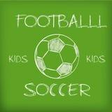 fotboll Arkivfoto
