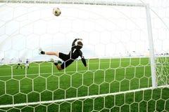 fotboll Arkivfoton