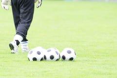 fotboll Royaltyfri Foto