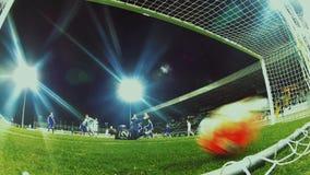 fotboll lager videofilmer