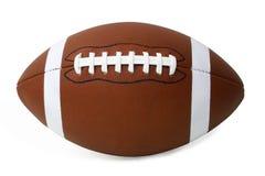 fotboll för 2 american Arkivbilder