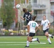 fotboll för 2 uppgift fotografering för bildbyråer