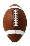 fotboll för 3 american Royaltyfria Foton