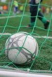 fotboll för 4 boll Arkivbild
