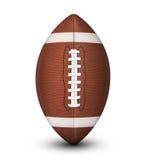 fotboll för amerikansk boll royaltyfria foton