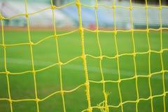 Fotboll förtjänar Arkivbild