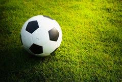 Fotboll (fotboll) Arkivfoton