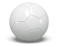 Fotboll-/fotbollbollbegrepp. Royaltyfria Bilder