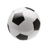 Fotboll klumpa ihop sig royaltyfri illustrationer