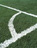 Fotboll sätter in Royaltyfri Foto