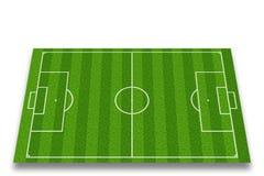 Fotboll sätter in Arkivbilder