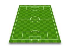Fotboll sätter in Arkivfoton
