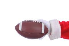 fotboll santa Arkivfoton