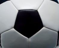 Fotbollabstrakt begrepp Royaltyfri Foto