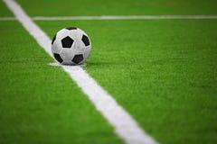 Fotbollboll Royaltyfria Bilder