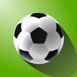 Fotbollboll vektor illustrationer
