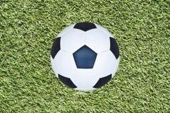 Fotbollboll. arkivbild
