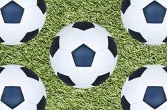 Fotbollboll. fotografering för bildbyråer