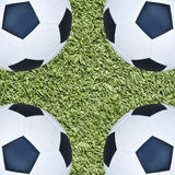 Fotbollboll. arkivfoto