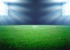 Fotbollfält