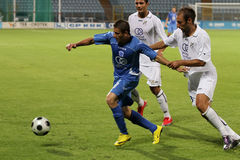 fotbollfotboll Royaltyfria Bilder