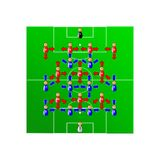 fotbolllag Arkivbilder