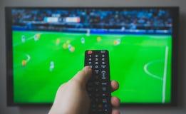 fotbolllek Fotografering för Bildbyråer