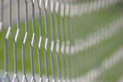 Fotbollmålet förtjänar royaltyfria bilder