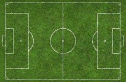 fotbollpitch Fotografering för Bildbyråer