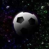 fotbollplanet Arkivfoto