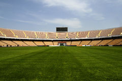 fotbollsarena Arkivfoton