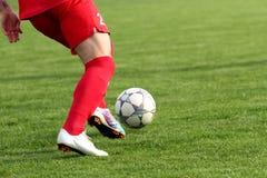Fotbollspelare Royaltyfri Fotografi