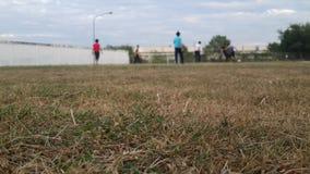 Fotbollsportdag Royaltyfria Bilder