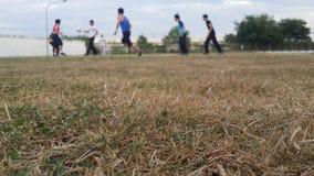 Fotbollsportdag Arkivfoton