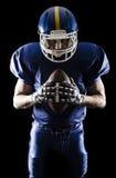 Fotbollsspelare fotografering för bildbyråer