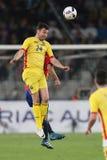 Fotbollsspelare - Raul Rusescu Royaltyfri Foto