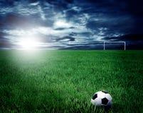 fotbollstadion Arkivbilder