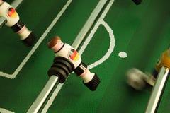 fotbolltabell royaltyfri foto